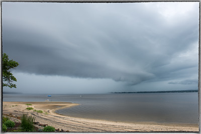 One of Many Canada Day Storms Over the Ottawa River