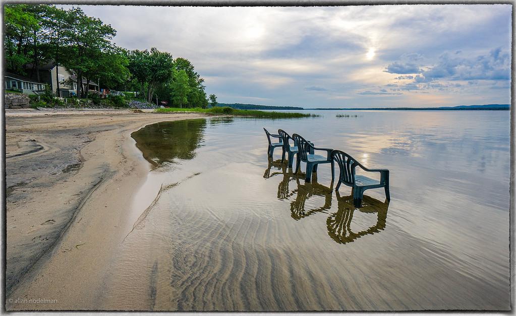 Constance Bay Near Sunset