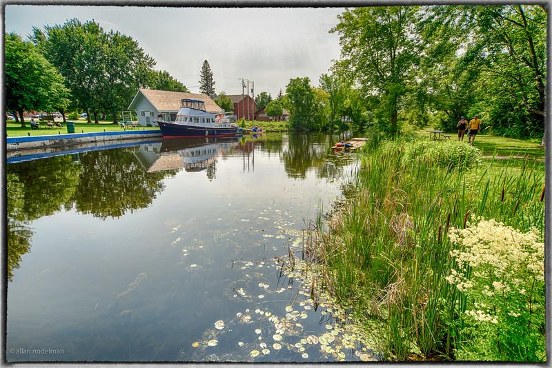 Rideau Canal Merrickville