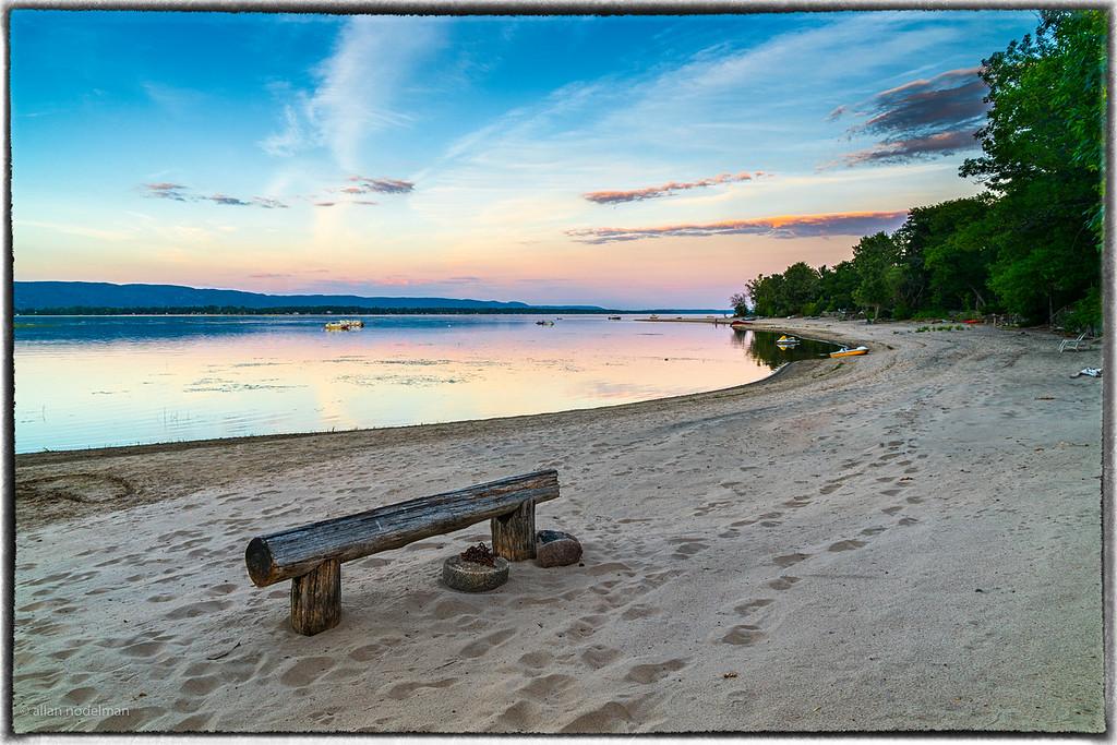 Evening Beachwalk Constance Bay