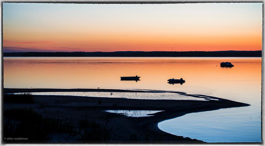 Constance Bay, Ottawa River