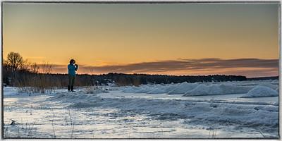 Jessie at Sunset Constance Bay