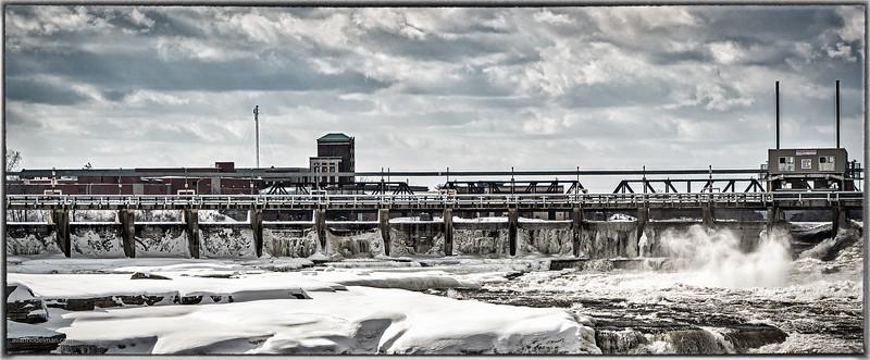 Chaudière Falls Ottawa/Gatineau