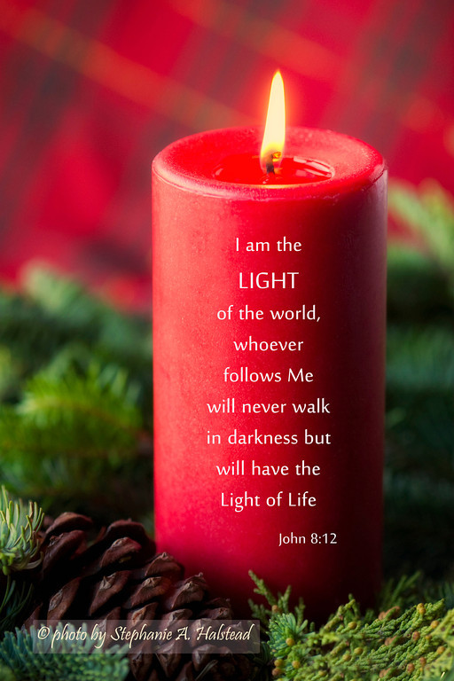 Light of the World - Jesus