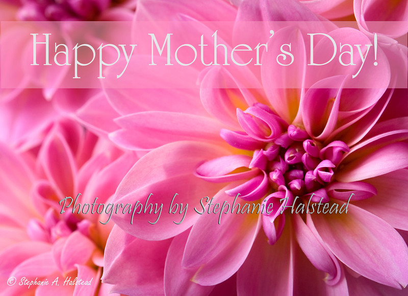 Pink - Happy Mother's Day!