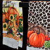 September 29, 2013<br /> <br /> Our new ktichen fall/autumn theme towels!
