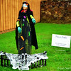 """PRINCESS ZOMBIE"" - Sponsored by The Garden Club of Rosemark<br /> <br /> Lichterman Nature Center<br /> Memphis, TN"