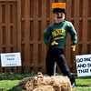 """SCARY PACKER WANNA-BE""<br /> <br /> Sponsored by Lynn McDonald"