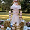 """SCARECROW EXTRAVAGANZA""<br /> <br /> Winner of ""Best Overall"" Display by Guaranty Bank & Trust<br /> <br /> Wister Gardens<br /> Belzoni, MS"