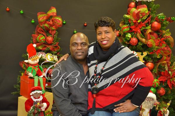 Eleanor & Rob Watkins Christmas 2015