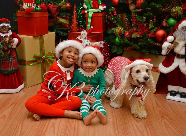 Phyllis Thibodeaux Christmas 2015
