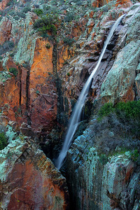 Park Creek Falls, Four Peaks Wilderness