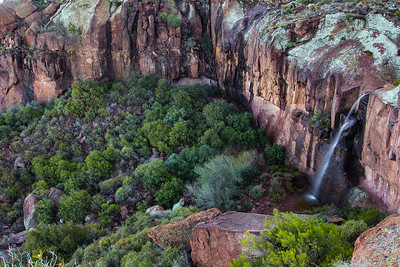 Massacre Falls, Superstition Wilderness
