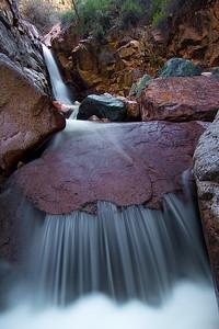 Oak Springs Canyon, Mazatzal Mountains