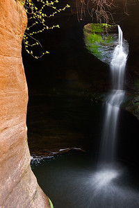 Secret Canyon Falls, Sedona