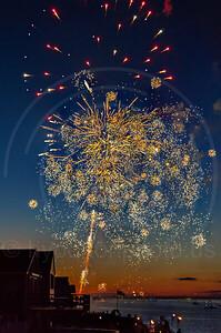 Marshfield, MA Fireworks 2017