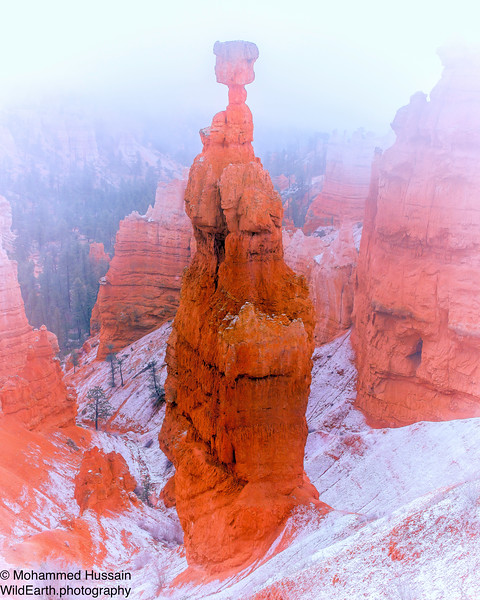 Thor's Hammer - Bryce Canyon National Part, UT