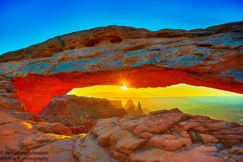 Mesa Arch Sunrise - Canyonlands National Park, UT