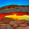 Mesa Arch Sunrise - Canyonlands National Park, UT