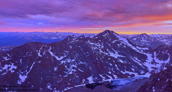 Mount Evans Wilderness, Colorado.