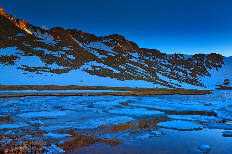 Summit Lake, Mount Evans Wilderness, CO