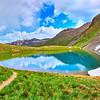 Wright's Lake - Sneffels Range of San Juan Mountains, Mount Sneffels Wilderness, Ouray, CO