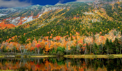 Reflection at Crawford Notch