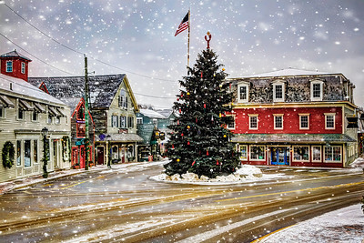 Chrismas in Kennebunkport