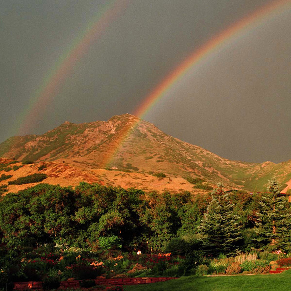 Red Butte Rainbow 4x4