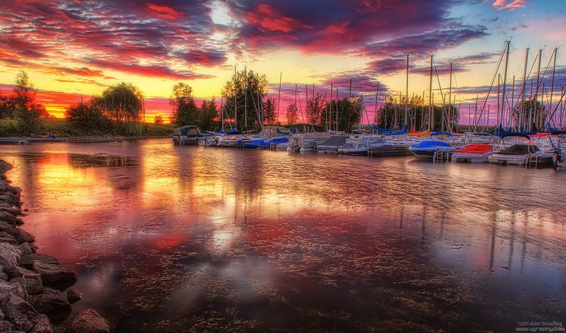 Ottawa river moorings