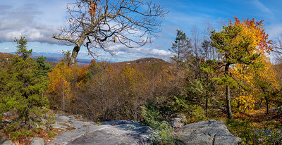State Park Fall Panorama