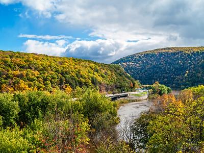 Scenic Delaware Water Gap