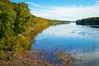 Shoreline Delaware River