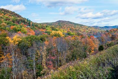 Harriman Autumn Landscape