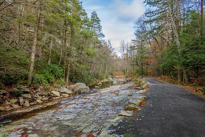 Bedrock Along the Trail