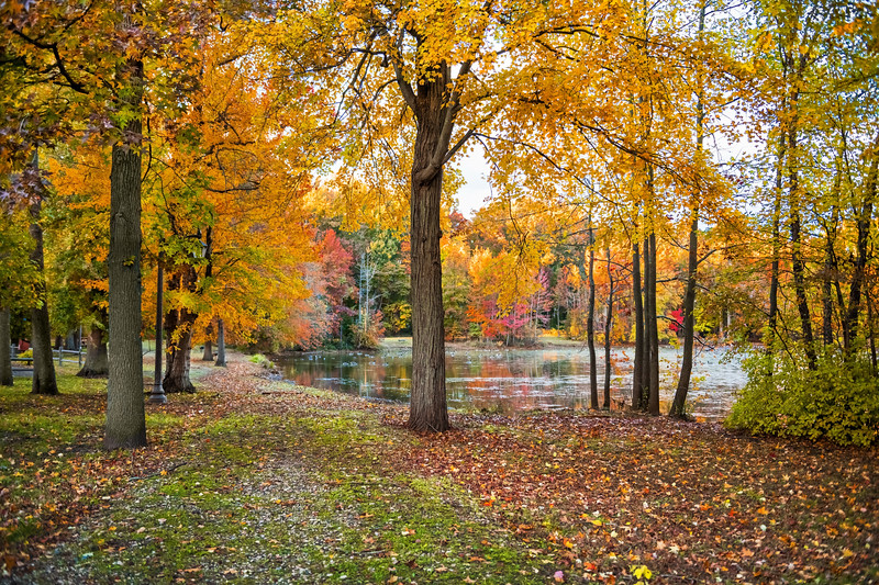 Autumn Lake Trail