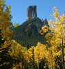 Chimney Rock Framed