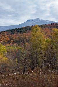 Mount Mansfield - Autumn Snow