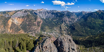 Twin Peaks & Ouray