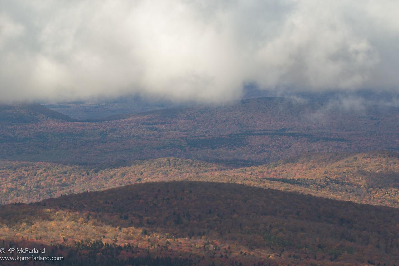 Autumn in Green Mountains