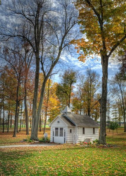 The Little White Chapel