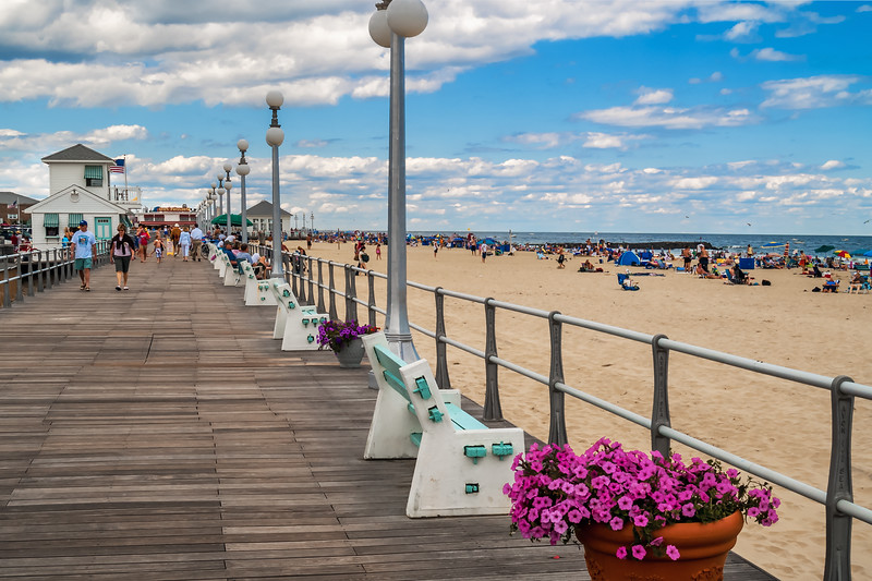 Along the Boardwalk