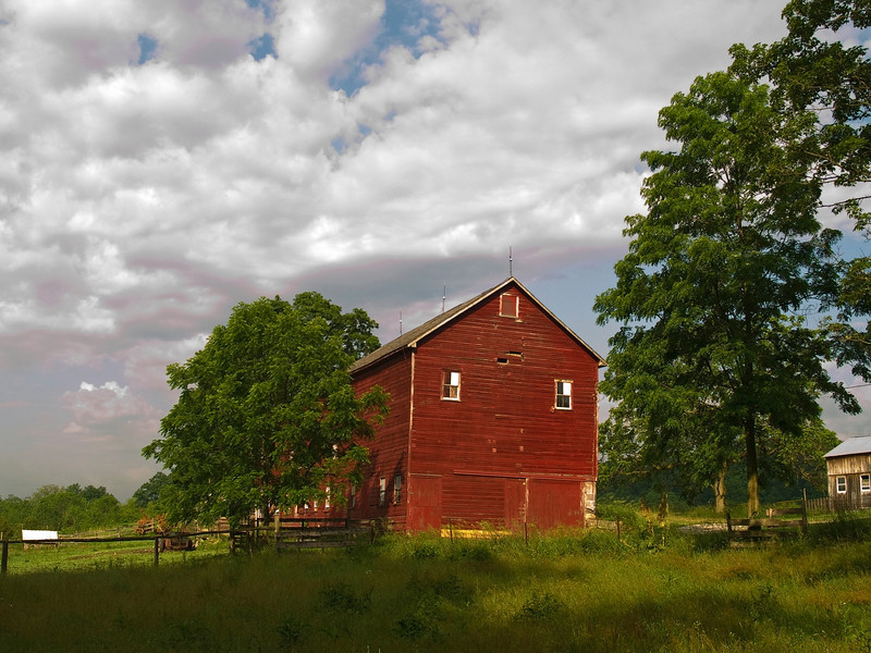 """Rural Summer""<br /> A rural Summer landscape in Warren County, New Jersey"