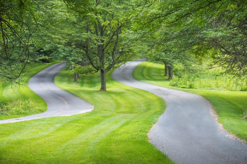 Two Winding Roads