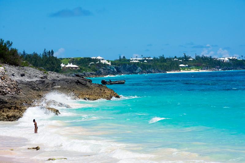 Turquoise Shoreline