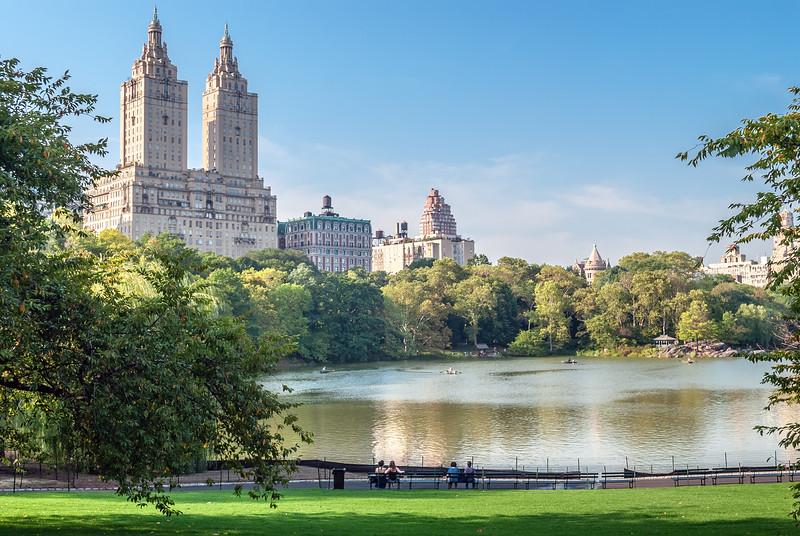 Central Park Summer