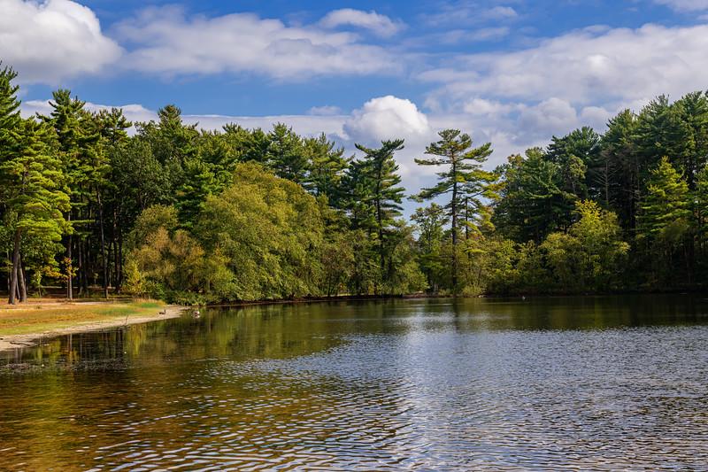 Ocean County Park Lake