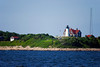 """Nobska Lighthouse""  A waters view of the Nobska Lighthouse near Woods Hole