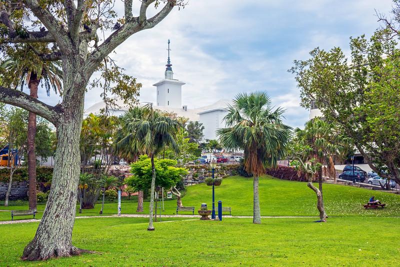 Victoria Park View
