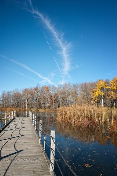 Boardwalk at Horicon Marsh